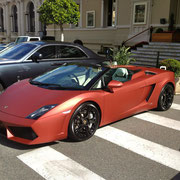 mieten Sportwagen Lamborghini