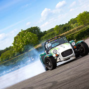 Caterham Drift Event Rennwagen selber fahren Nürburgring