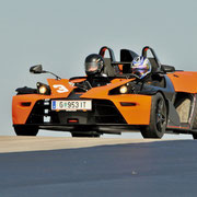 KTM X-BOW Sommer Cup