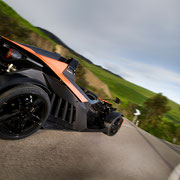 KTM X-BOW selber fahren