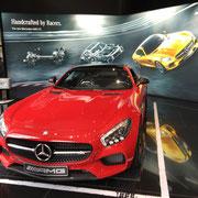 Mercedes AMG GTS mieten Wochenende