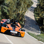 KTM X-BOW Event