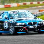 BMW M3 Nürburgring selbst afhren
