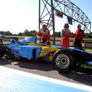 Im Formel 1 selbst fahren