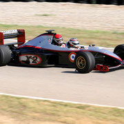 Formel 1 Renntaxi Frankreich Le Luc