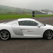 Audi Rennwagen selber fahren