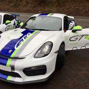 Porsche Rennwagen selber fahren Hockenheimring Cayman