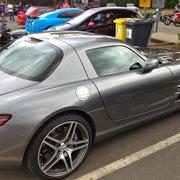 Mercedes SLS mieten
