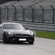 AMG Rennwagen selber fahren Hockenheimring