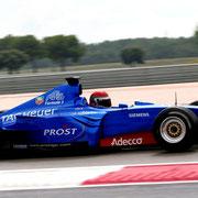 Geschenk, Formel 1 selber fahren