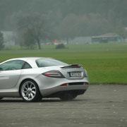 Mercedes SLR mieten