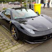 Ferrari 458 mieten