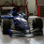 Formel1 Prost selbst fahren