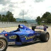 Formel 1 Prost fahren
