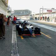 Formel 1 selbst fahren Gutschein