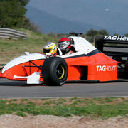 Formel 1 Renntaxi Doppelsitzer Frankreich Le Luc