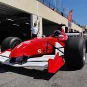 Formel 1 selber fahren Geschenkidee