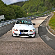 Renntaxi BMW