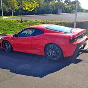 Ferrari Co Pilot