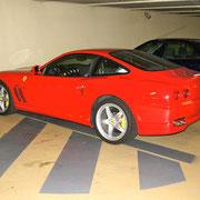 Ferrari 550 fahren