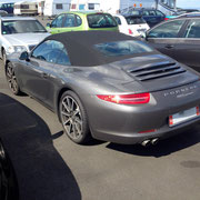 Porsche Wochenende mieten