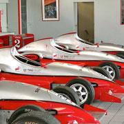 Frankreich Formel 3 selber fahren