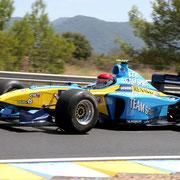 Formel 1 selber fahren AGS