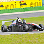 Formel Doppelsitzer Renntaxi