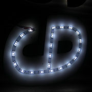 LED-Technik für selbstleuchtende Buchstaben