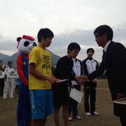 山形大学駅伝大会 第2位おめでとう