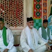 Maharaj Family Gaddi at Hata-e-Noor Khawaja Moinudin Chishty AjmerSharif