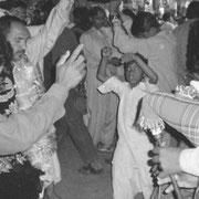 Dhamal at  Urs of Hazrat Sakhi Sarwar Dera Ghazi Khan