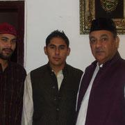 Syed Aman Chishty Syed Mohammedmia Maharaj,Syed Farid Maharaj