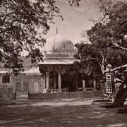 Rare Photo of Dargah Ajmer