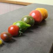 Farandole de tomates