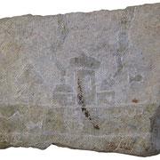 """""""Pietra di Comano (TN)"""" vernice acrilica e incisioni su roccia cm16,5x9  Lasciavi anche pietre lungo il mio cammino. Sento che da qualche parte ci sarà un """"Segno"""" che ci farà incontrare."""