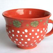 Keramiktasse Artikel - Nr. 1028 / 20,- € / 400 ml