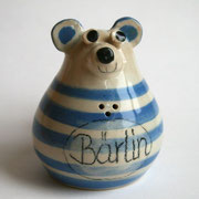 Berlin-Salzstreuer / blau / Artikel - Nr. 2701 / 12 €