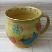 Gute -Laune - Tasse Artikel - Nr. 1003 /19,- € / 350 ml