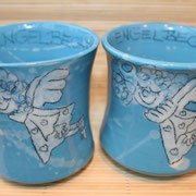 Engelbecher - Paar:  Artikel-Nr.1136/  24 €