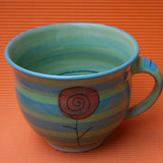 Milchkaffeetasse Artikel - Nr. 1006 /20,- € / 400 ml