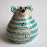 Berlin-Salzstreuer / türkis / Artikel - Nr. 2703 / 12 €