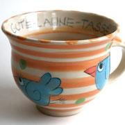Milchkaffeetasse Artikel - Nr. 1025 / 20,- € / 400 ml