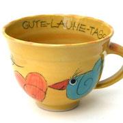 Gute-Laune-Tasse Artikel - Nr. 1018 / 20,- € / 400 ml