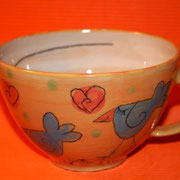 Milchkaffeetasse Artikel - Nr. 1004 /22,- € / 500 ml