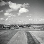 Vom Leuchtturm aus, Kampen 1954
