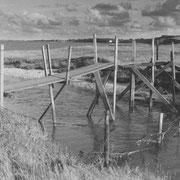 Jückersmarschbrücke, Munkmarsch zwischen 1931 und 1935