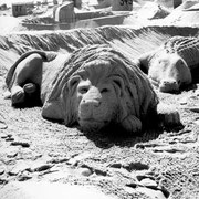 Sandburgenwettbewerb, Westerland 1935