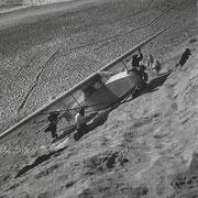 Zieh hoch, Wenningstedt um 1933