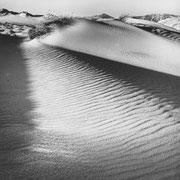 Windschrift,  Sylt  1961